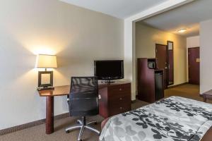 Sleep Inn & Suites Bush Intercontinental - IAH East, Hotel  Humble - big - 24