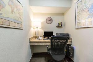 Sleep Inn & Suites Bush Intercontinental - IAH East, Hotels  Humble - big - 31