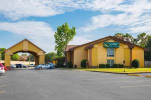 Quality Inn and Suites NRG Park - Medical Center - Pierce Junction