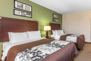 Sleep Inn & Suites Bush Intercontinental - IAH East, Hotels  Humble - big - 28
