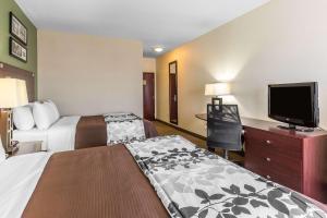 Sleep Inn & Suites Bush Intercontinental - IAH East, Hotel  Humble - big - 41