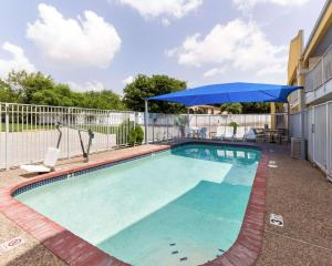 Econolodge Inn & Suites Downtown Northeast, Motely  San Antonio - big - 22
