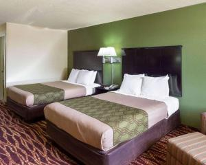 Econolodge Inn & Suites Downtown Northeast, Motel  San Antonio - big - 20