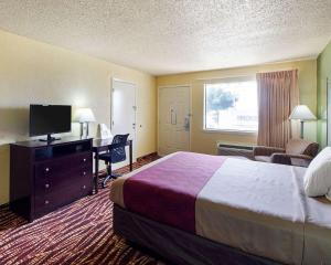 Econolodge Inn & Suites Downtown Northeast, Motely  San Antonio - big - 27