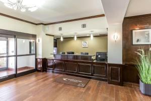 Sleep Inn & Suites Bush Intercontinental - IAH East, Hotels  Humble - big - 24