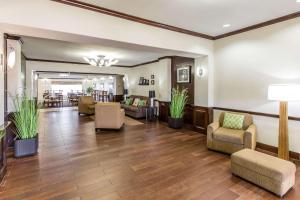 Sleep Inn & Suites Bush Intercontinental - IAH East, Hotels  Humble - big - 20