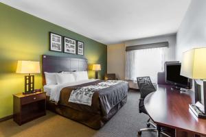 Sleep Inn & Suites Bush Intercontinental - IAH East, Hotels  Humble - big - 17