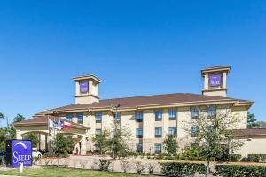 Sleep Inn & Suites Bush Intercontinental - IAH East, Hotel  Humble - big - 1