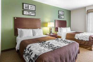 Sleep Inn & Suites Bush Intercontinental - IAH East, Hotels  Humble - big - 13