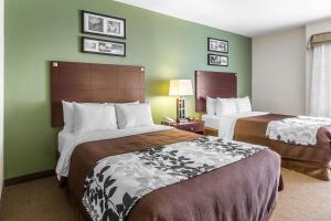 Sleep Inn & Suites Bush Intercontinental - IAH East, Hotel  Humble - big - 28
