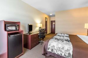 Sleep Inn & Suites Bush Intercontinental - IAH East, Hotels  Humble - big - 9