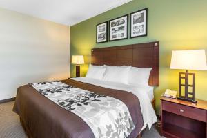 Sleep Inn & Suites Bush Intercontinental - IAH East, Hotels  Humble - big - 8