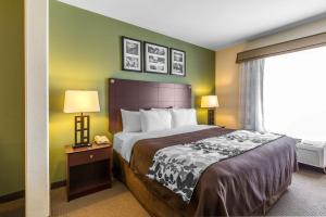 Sleep Inn & Suites Bush Intercontinental - IAH East, Hotels  Humble - big - 6