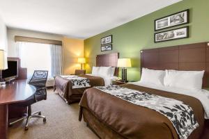 Sleep Inn & Suites Bush Intercontinental - IAH East, Hotel  Humble - big - 12