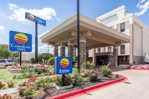 obrázek - Comfort Inn Wichita Falls North