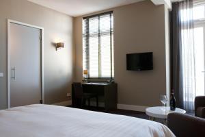 Fletcher Hotel-Restaurant Duinzicht, Hotels  Ouddorp - big - 65
