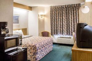 Rodeway Inn Abbotsford, Hotel  Abbotsford - big - 34