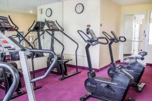 Rodeway Inn Abbotsford, Hotel  Abbotsford - big - 16