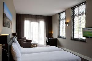 Fletcher Hotel-Restaurant Duinzicht, Hotels  Ouddorp - big - 73
