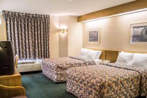 Rodeway Inn Abbotsford, Hotel  Abbotsford - big - 21