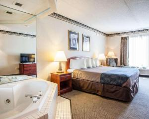 Rodeway Inn & Suites Milwaukee Airport, Отели  Милуоки - big - 22