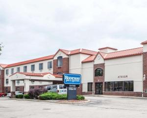 Rodeway Inn & Suites Milwaukee Airport, Отели  Милуоки - big - 19