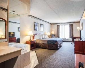 Rodeway Inn & Suites Milwaukee Airport, Отели  Милуоки - big - 28