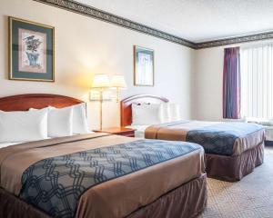 Rodeway Inn & Suites Milwaukee Airport, Отели  Милуоки - big - 27