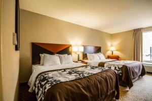 Sleep Inn & Suites Airport Milwaukee, Отели  Милуоки - big - 30