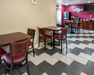 Econo Lodge Inn & Suites Natchitoches, Hotely  Natchitoches - big - 44
