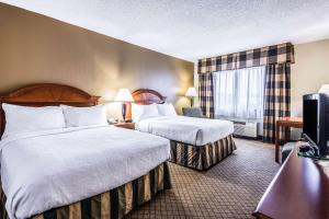 Quality Inn near Finger Lakes and Seneca Falls, Hotely  Waterloo - big - 45