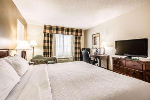Quality Inn near Finger Lakes and Seneca Falls, Hotely  Waterloo - big - 35