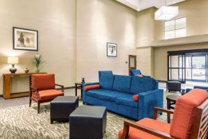 Comfort Inn & Suites IAH Bush Airport – East, Hotels  Humble - big - 41