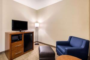 Comfort Inn & Suites IAH Bush Airport – East, Hotely  Humble - big - 11