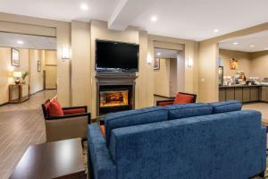 Comfort Inn & Suites IAH Bush Airport – East, Hotely  Humble - big - 12