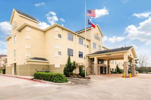 Comfort Inn & Suites IAH Bush Airport – East, Hotel - Humble