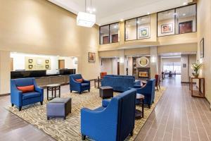 Comfort Inn & Suites IAH Bush Airport – East, Hotely - Humble