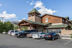 Quality Inn and Suites Summit County, Hotely - Silverthorne