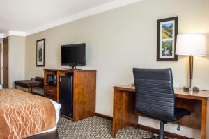 Comfort Inn & Suites Durango, Hotel  Durango - big - 23