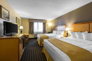 Quality Inn and Suites Summit County, Hotely  Silverthorne - big - 20