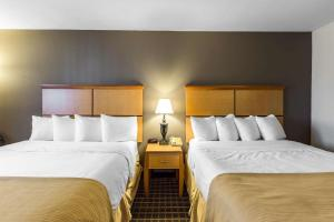 Quality Inn and Suites Summit County, Hotely  Silverthorne - big - 22