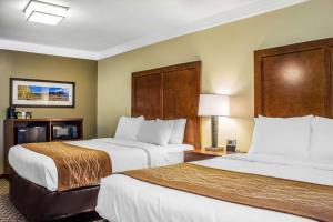 Comfort Inn & Suites Durango, Hotel  Durango - big - 35