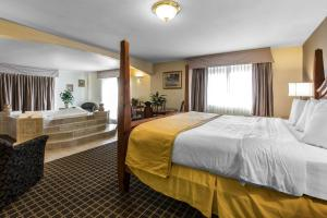 Quality Inn and Suites Summit County, Hotely  Silverthorne - big - 32