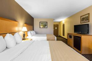 Quality Inn and Suites Summit County, Hotely  Silverthorne - big - 33