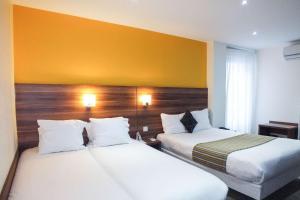 Comfort Hotel Cecil Metz Gare - Longeville-lès-Metz