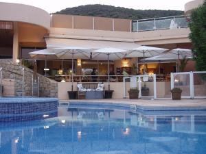 Residence Les Sanguinaires, Apartmánové hotely  Ajaccio - big - 21