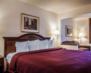 Quality Inn & Suites Eldridge Davenport North, Hotely  Eldridge - big - 47