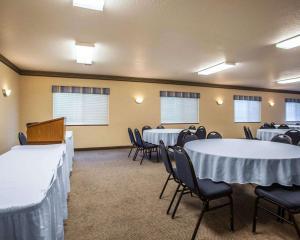 Quality Inn & Suites Eldridge Davenport North, Отели  Eldridge - big - 14