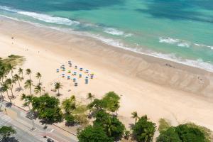RAD2704 Wonderful oceanfront flat in Boa Viagem