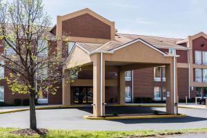 Comfort Inn Washington DC Joint Andrews AFB - Hotel - Clinton